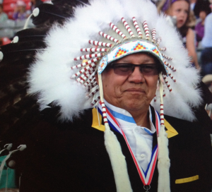 Chief Charles Weaselhead